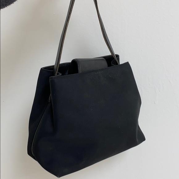Coach Handbags - Vintage Black Coach Bag